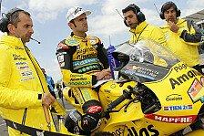 MotoGP - Die Gelben sind in der K�nigklasse angekommen: Teamr�ckblick: Aspar Ducati