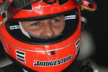Formel 1 - Das Optimum herausholen: Schumacher denkt nur an 2011