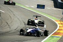 GP3 - Den besten Start erwischt: Erster Sieg f�r Schweizer Nico M�ller