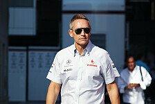 Formel 1 - Neues Werkzeug f�r die Teams: Whitmarsh: Heckfl�gel wird kein Desaster
