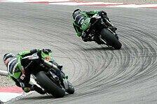 Superbike - Sykes, Lascorz, Vermeulen: Kawasaki best�tigt 3-Mann-Team