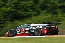 Blancpain GT Serien - Setup-Entwicklung auf einem guten Weg: Muennich Motorsport will wieder in die Punkte