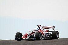 Formel 2 - Schafft er das perfekte Wochenende?: Palmer erneut auf Pole-Position