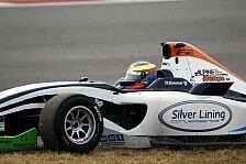 Formel 2 - Den Tabellenf�hrer entzaubert: Stoneman verdirbt Palmer die gro�e Party