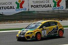 WTCC - Erst Kollision, dann Bestzeit: Tiago Monteiro rast zur Heim-Pole