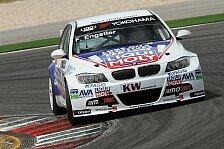 WTCC - Coronel & Engstler zufrieden: BMW-Teams testeten in Vallelunga