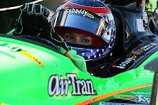 IndyCar - Mit oder ohne Dach?: Patrick zwischen IndyCar und NASCAR