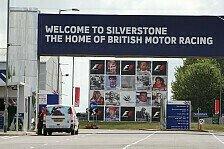 Formel 1 - Formel 1, Olympia und Tennis: Silverstone: Motorsport-Mekka nahe London