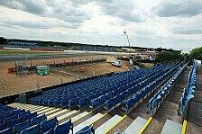 Formel 1 - Wie Henman Hill in Wimbledon: Neues Silverstone verspricht Mehrwert f�r Fans