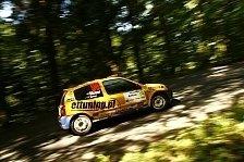 Mehr Rallyes - Rallye Bohemia