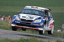 Mehr Rallyes - IRC - Belgien - 6. Lauf