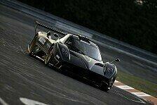 Auto - Pagani Zonda R: Das schnellste Auto der Welt mit Pirelli P Zero Slicks: Pagani-Rundenrekord auf dem N�rburgring