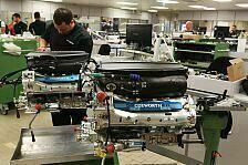 Formel 1 - Cosworth-Geschäftsführer Mark Gallagher