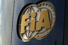 Formel 1 - Fahrer m�ssen vorsichtiger sein: FIA f�hrt Lizenzen f�r Teammitglieder ein