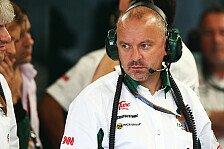 Formel 1 - Gascoyne: 2010 war nur die Generalprobe