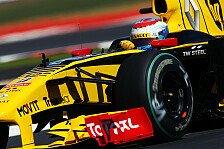 Formel 1 - Signifikant weniger Leistung: Rob White