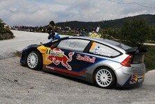 WRC - Red Bull-Deal steht kurz vor Abschluss: Loeb r�t R�ikk�nen zu Vertragsverl�ngerung