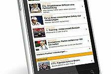 Formel 1 - Mobiler Hattrick: Motorsport-Magazin.com auf Android & iPhone