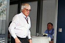 Formel 1 - Todt? Ein Mosley f�r Arme: Ecclestone: Harte Attacke gegen FIA