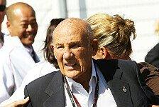 Formel 1 - Moss erneuert Kritik an Schumacher