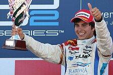 Formel 1 - Lopez will 2011 in die Formel 1: Ger�cht - Perez als Paydriver zu Virgin?