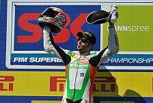 Superbike - 5. Titel nach 13 Jahren Abstinenz: Weltmeister-Portrait: Max Biaggi