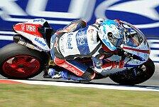 Superbike - Halsam deutlich schneller als Biaggi: Checa holt Freitagspole