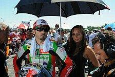 Superbike - Ausstiegs-Option nach einem Jahr: Biaggi soll bei Aprilia verl�ngert haben