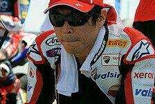 Superbike - PATA Racing Team Aprilia und der Japaner: Haga 2011 auf Aprilia