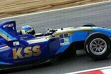 Formel 2 - Schnelle S�hne: Clarke beim Formel-2-Test in Portimao vorne
