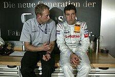 Formel 1 - Vieles f�llt ihnen in den Scho�: Das Leben der Nachwuchspiloten