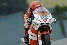 Moto2 - Mit Gl�ck ins Ziel gekommen: Bradl meldet sich in den Top-10 zur�ck