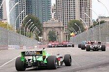 IndyCar - Die Strecke sieht gut aus: Sturmsch�den: Toronto-Lauf nicht gef�hrdet