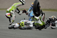 MotoGP - Hei�e Duelle in Sachsen: Sachsenring: So lief es in den vergangenen Jahren