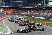 GP3 - Wieder zehn Teams am Start: Rennkalender f�r 2011 ver�ffentlicht