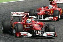 Formel 1 - Immer einfacher zu kritisieren.: Nelson Piquet jr. verteidigt Massa