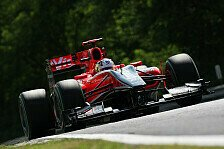 Formel 1 - Saisonrückblick 2010: Virgin