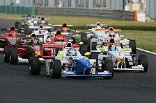 Formel BMW - Jack Turvey siegt auf dem Hungaroring