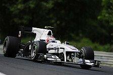 Formel 1 - Verwaltungsrat stimmte dagegen: UBS sollte erst Sauber sponsern