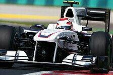 Formel 1 - Verr�cktes Krokodil: Neuer Sponsor f�r Sauber