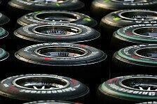 Formel 1 - Bis zum bitteren Ende: Bridgestone gibt letzte Reifenwahl bekannt