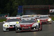 Mehr Motorsport - Audi setzt vier Werksautos ein: 24-Stunden-Rennen in Spa mit 13 Marken