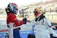Formel BMW - Harvey und Frijns k�mpfen um den Titel: Entscheidung in Monza