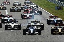 GP2 - Neun Rennen mit der Formel 1: GP2 2011 nicht mehr in Abu Dhabi