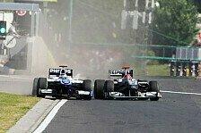 Formel 1 - Die letzten 10 Rennen in Budapest