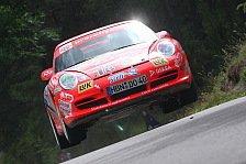 DRS - 7 von 7 Pr�fungen gewonnen: Dobberkau f�hrt Cosmo Wartburg Rallye 2012 an