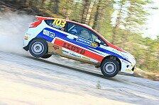 WRC - Hei�e Phase in Spanien: Riedemann hoch motiviert