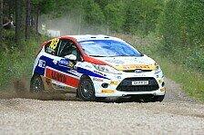 WRC - Platz vier bei der J-WRC: Riedemann siegt vor heimischem Publikum