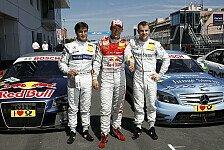 DTM - Bilderserie: N�rburgring - Die Stimmen zum Qualifying