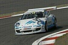 Carrera Cup - Dritte Pole-Position in Folge: Nicolas Armindo trumpft erneut auf